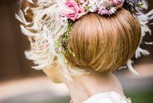 Wedding Hair by Hensmans