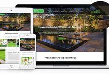 Webdesign / Website ontwikkeling