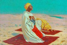 Ilustraciones religión / Illustration religious