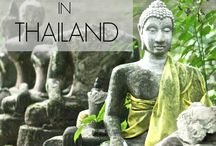 thailand / by Chelsea Mino