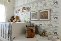 Decoração by A MÃE LEOA / Design de Interiores by Elaine Alberico