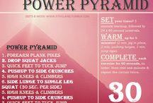 Pyramid Workouts
