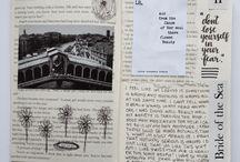 Traveler's notebook/journal