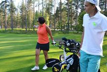 Golf Tours in Finland / Giving travel tips on golf travel packages in Finland handpicked by Skafur-Tour, your local online travel agency. #golf