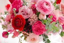 wedding: flower-power