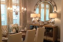 Dining rooms / by Cindy Kasica