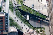 Biophilic Public Spaces / Urban Design