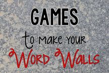 Teaching Vocabulary / This board is for teachers and is full of ideas, resources, games, and lessons to help teach vocabulary to your students.