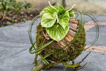 Funeral Flower - natural