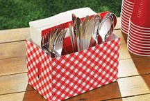 Family Reunion -Summertime / A family reunion is perfect for the summertime. Check out our party ideas and supplies for this special celebration.
