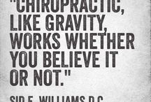 Chiropractor Quotes / Inspirational to Funny Chiropractor Chiropractic Quotes