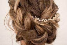 Crown braids