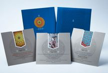 Contemporary Wedding Invites / Contemporary design ideas for wedding invites