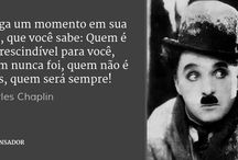 Frases Chaplin