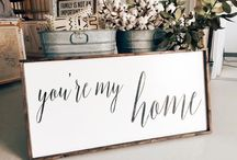 Home Quotes - There's no place like it