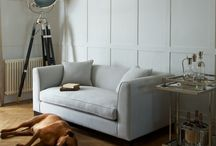 Handmade in London Collection / Our exclusive handmade in London collection is made with love by highly-skilled craftsmen. Amazingly affordable, our range of sofas, armchairs, chaise longues and beds have hand-crafted frames made from quality hard wood that's been both glued and screwed to create a durable, long lasting product. In the cushions we have combined a reflex foam core for support and long life, with luxury feather in order to create comfort that is rivalled by none.
