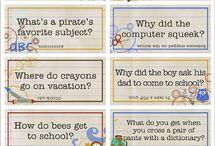 Jokes & Quotes For Children