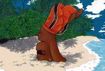 Baba Bhalu Doing Hatha Yoga / Baba Bhalu is an expert on Hatha Yoga which he practises every day among other things