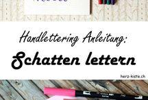 Lettern
