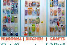 Organizing / by Alicia Scoggins