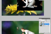 Composit images