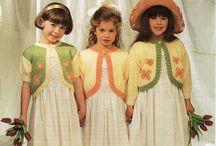Knitted Boleros