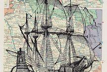 OldMaps&Ship