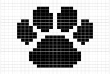 crochet graphs / by Deborah Cahill