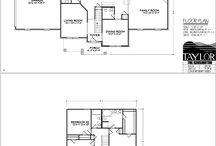 Floor Plans : The Kensington
