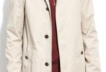 Men's Outerwear / by DesignDetroit