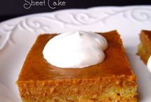 Recipes: Pumpkin stuff / by Amanda A