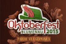 Oktoberfest Blumenau 2015 / Saiba tudo sobre a Oktoberfest Blumenau 2015 aqui! ;)