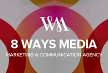 8 WAYS MEDIA SA WEB DESIGN AGENCY  / 8 Ways Media SA is a Swiss-based media agency providing 8 main services including branding, web design, IT development, online and offline marketing, entertainment, IT Support and consulting. 8 Ways Media specializes in providing services that focus on creativity as well as the latest designs and technological trends.