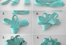 DIY - Bow and packages