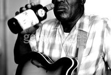 THE BLUES / old Musician