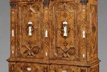 Barokový nábytok...