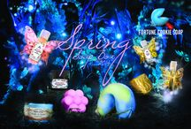 Fortune Cookie Soap: Spring 2014 box