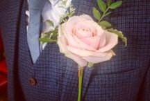 Flowers | Buttonholes / All types of buttonholes and boutonnieres!