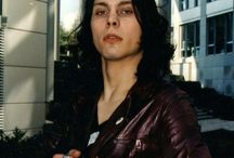 Ville Valo from the band HIM / HIM