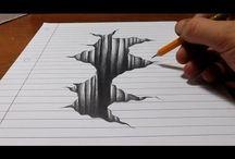 3D tegning