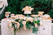 Cake Designs & Sweet Tables
