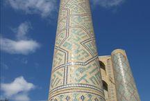 Samarcande / Des photos de Samarcande, en Ouzbékistan.