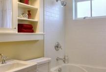 Bathroom Ideas / by Meagan Long