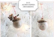 christmas crafts / by Teresa Schumacher
