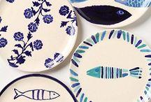 piattii ceramica