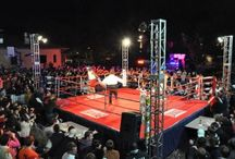 Sigma Chi / Round-Up and Fight Night are regular events that we do for Sigma Chi every year.