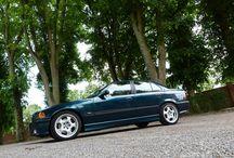 My M3 E36 Sedan / 1995 m3 e36 3.0 boston green