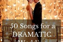 Suggestions for music for your wedding