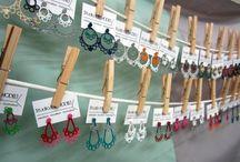 Jewellery Booth Ideas