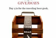 Giveaways / Find out how you can win Design With Benefits products and other fun stuff!